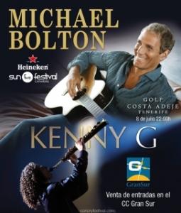 Michael Bolton & Kenny G